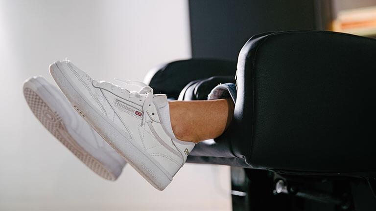 Chairtech Stuhl Fußlehne