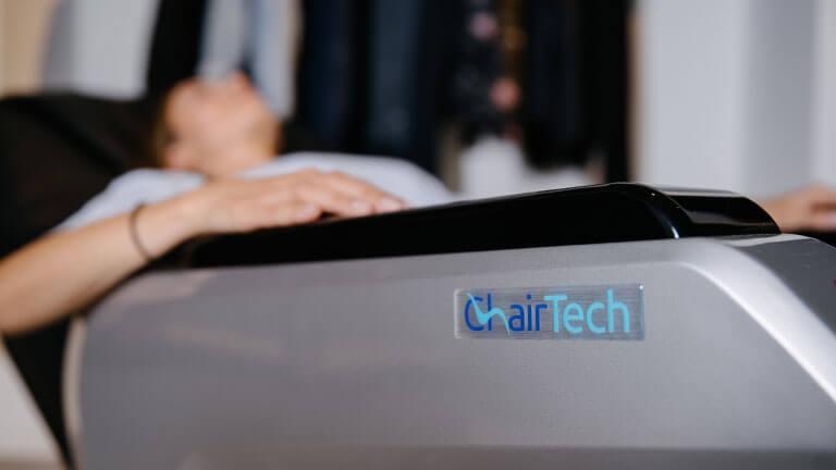 Chairtech Stuhl Logo