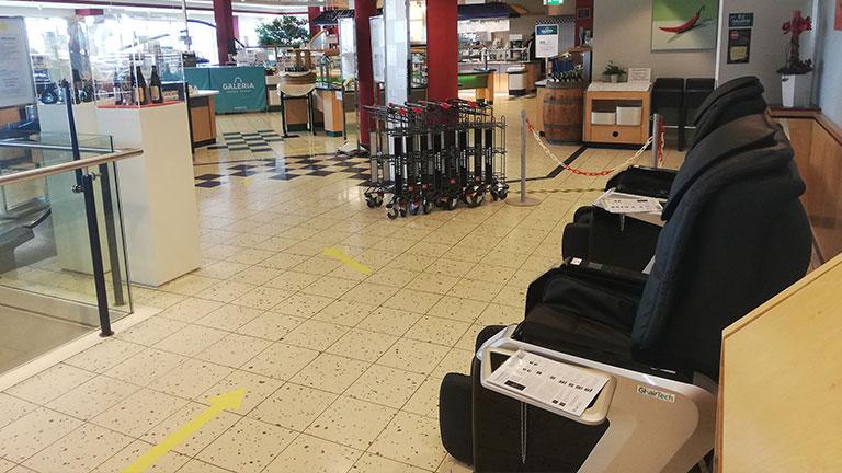 Chairtech standort kaufhof bayreuth